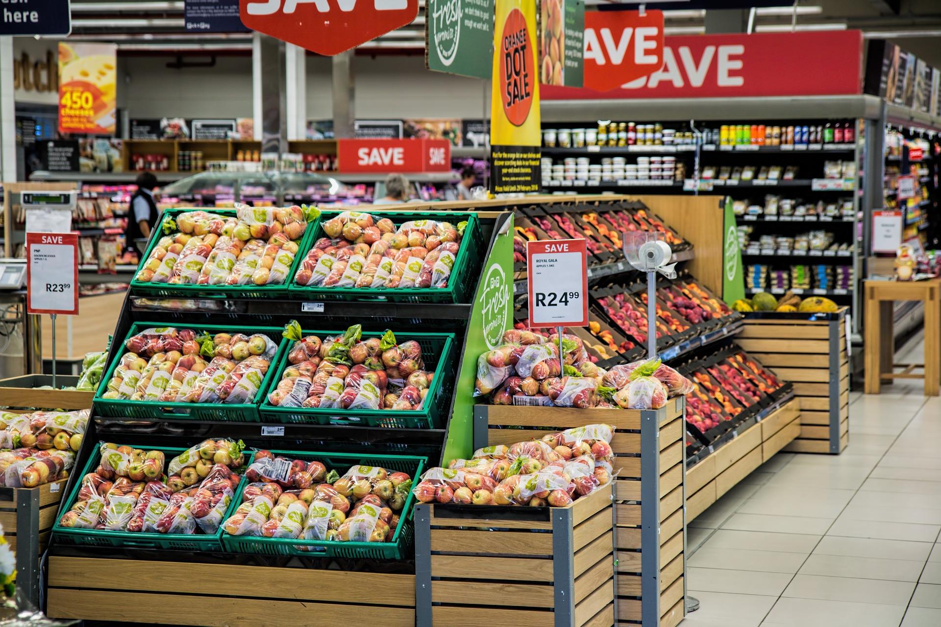 Shoppen im Paradies, Supermarkt und Kunden Abzocke